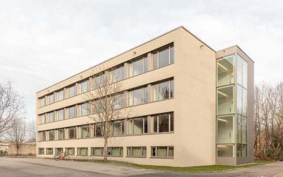 Architekt Radebeul oberschule radebeul mitte pussert und kosch architekten